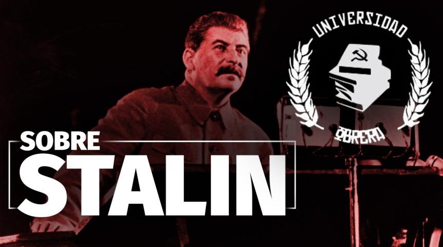 [VÍDEO] Sobre Stalin – Historia delComunismo